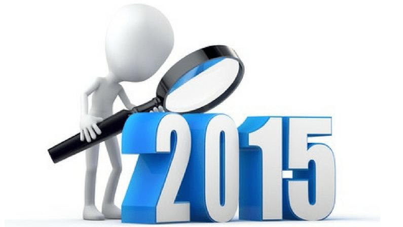 Resumen anual de 2015