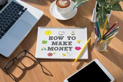 Cómo ganar dinero en Internet sin invertir