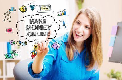 ¿Es posible ganar dinero por Internet gratis?