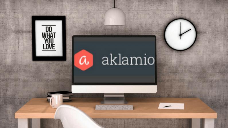 Aklamio ganar dinero por recomendar y compras