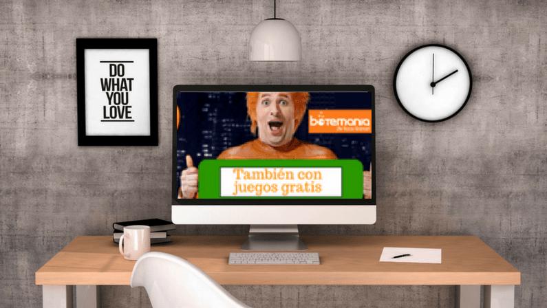 BOTEMANIA: Bingo Online y Juegos gratis [DESCARTADO]