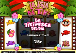 La Isla de Tiki (DineroaClicks.com)