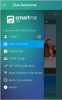 Smartme App Club