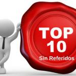 TOP 10 Sin Referidos