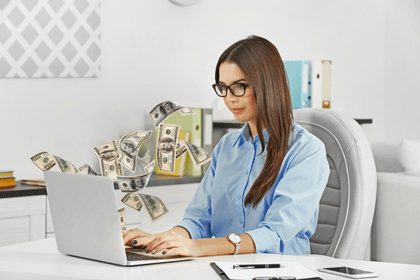 Cómo ganar dinero online con inversión