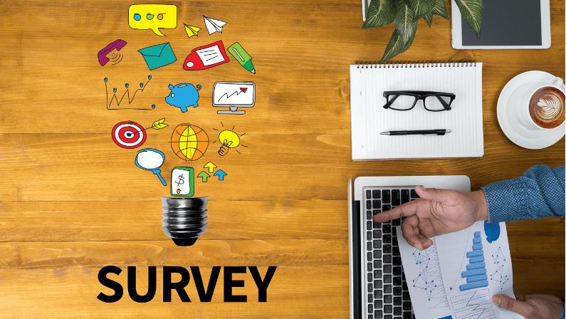 Ganar dinero con encuestas pagadas online