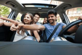 Ganar dinero compartiendo viajes en tu coche