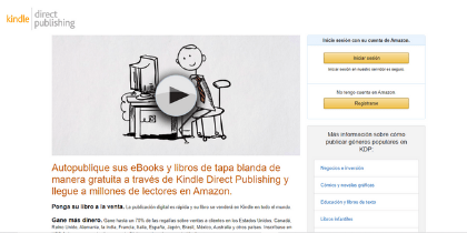 Generar ingresos pasivos publicando ebook