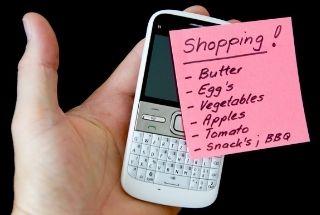 No vayas al super sin una lista de compra