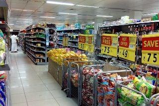 Comprueba que supermercado es más barato