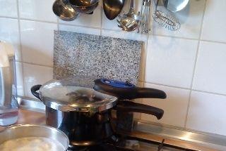 Emplea una olla a presión para cocinar